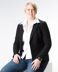 Sabrina Immler vom Versicherungsmakler, Vorsorgespezialist und Kreditmakler B-Quadrat aus Dornbirn (Vorarlberg) stellt sich vor.