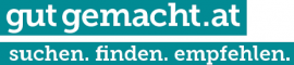 ersicherungsmakler, Vorsorgeexperte und Kreditmakler B-Quadrat | Logo gutgemacht