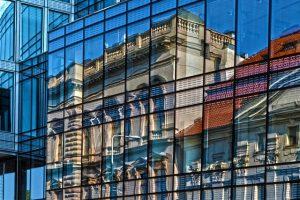 Versicherungsmakler, Vorsorgeexperte und Kreditmakler B-Quadrat   Gebäude