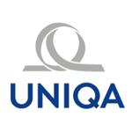 Versicherungsmakler B-Quadrat | Logo Uniqa