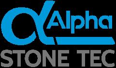 Versicherungsmakler, Vorsorgeexperte und Kreditmakler B-Quadrat | Logo Alpha Stone Tec