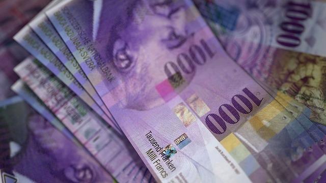 Kreditmakler B-Quadrat | Fremdwährungskredite: Schweizer Franken schwächelt endlich wieder