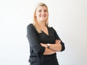 Versicherungsmakler B-Quadrat | Unser Team - Isabel Kocmar