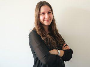 Versicherungsmakler B-Quadrat | Unser Team - Sara Veljovic